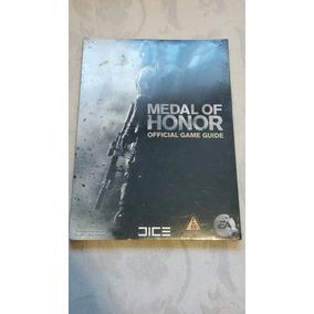 Medal Of Honor Guia Oficial Nueva Y Sellada Xbox Ps3 360