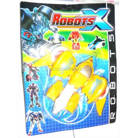 Moto Transformers Juguete Robot De Niño