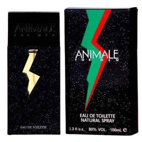 Animale For Men Eau De Toilette Animale - Masculino - 100ml