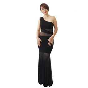 Vestido De Fiesta Corto De Noche Elegante Moda Sexy 788