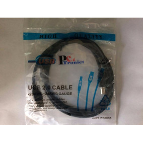 Cable Ubs Para Impresora 1.5 Mts. Oferton