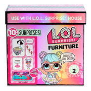 L.o.l. Surprise Furniture Lol (original) Mas De 10 Sorpresas