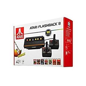 Atari Flashback 8 Clasic 105 Juegos Sellado + Envío Gratis