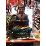 Imagen De Buda Grande Gigante De Yeso Hermoso Apto Para Ext.
