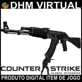 Skin Cs-go Ak-47 | Porte De Elite (testada Em Campo)