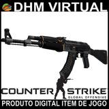 Skin Cs-go Ak-47 | Porte De Elite (pouco Usada)