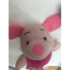Lapicera Piglet Puerquito De Peluche Winnie Pooh Ruz Disney