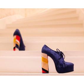 Zapatos Ricky Sarkany Holan. Modelo Artesanal. Nuevos