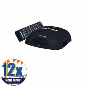 Conversor Gravador Digital Dtv-5000 Ful Hd Aquario