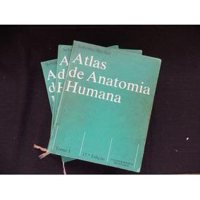 Sobotta / Becher - Atlas De Anatomia Humana - 3 Volumes