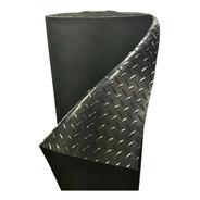 Hule Piso Antiderrapante Espiga Diamante 1m X 5m Espesor 3mm
