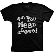 Camiseta All You Need Vários Tams. Plus Size G1 G2 G3 G4