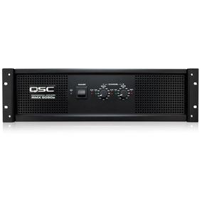 Qsc Rmx5050a Amplificador 2 Canales De 1100 Watts