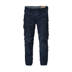 Pantalon Rosé Pistol Para Hombre - Azul