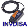 Escaner Automotriz Elm327 Interfaz Usb Obd2 Con Programas