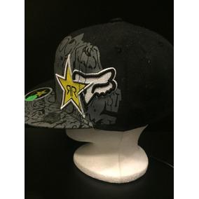 Gorra Metalmolusha Rockstar Color Negro en Mercado Libre México 0b6fb2f6d79