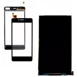 Tela Display Lcd Touch Positivo Twist S520 S520s S520m + Fit