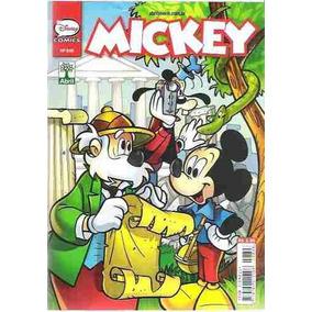 Mickey # 846 - Abril - Mar/2013