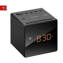 Despertador Sony Icf C1 Radio Reloj Minimalista
