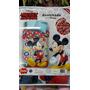 Acolchado De Mickey Mouse 1 1/2plz Piñata