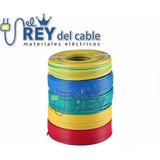 3 Rollos De Cables 2,5mm Unipolar