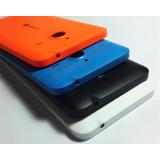 Tampa Traseira Coloridas Nokia Microsoft Lumia 640xl Top