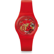 Reloj Swatch Eight For Luck Gr166 Unisex| Agente Oficial
