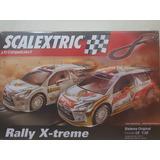 Scalextric Circuito C2 Rally X Treme