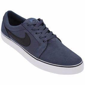 Zapatillas Nike Sb (azul-marino) Mpim H