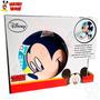 Set 3 Piezas De Loza Mickey Mouse Disney - Original
