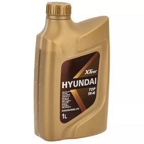 Aceite De Motor 100% Sintetico Hyundai Xteer 5w40 Premium