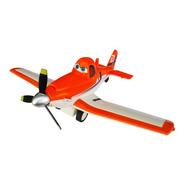 Avião Dusty Crophopper C/ Luz Som E Fricção Planes Disney