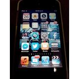 Ipod Touch 4g De 32 Gb Negro