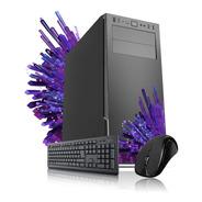 Pc Completa Amd Dual E6010 Core 8gb Ssd 480gb Wi Fi