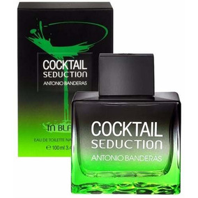 Antonio Banderas Cocktail Seduction In Black Masc. Edt 100ml