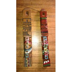 Flautas Tarka (targa) Bolivianas De 20cm