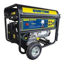 Generador A Gasolina 2.5kw Max Surtek Gg525