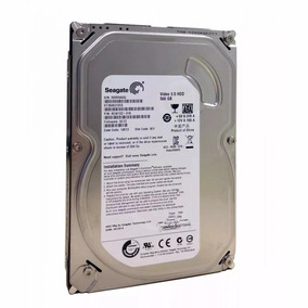 Hd Seagate 500gb Sata Dvr Desktop Garantia