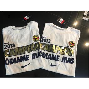 Playera América Campeón 2013 Nike Original