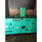 Planta Eléctrica Gen-20 Diesel Generador De Corriente