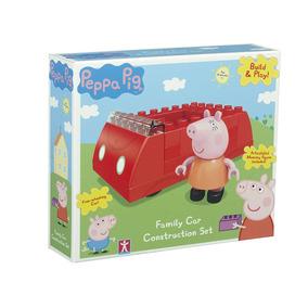 Peppa Pig Encastres Family Car Jugueteria Bunny Toys