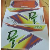 Kit De Calcomania Yamaha Dt175