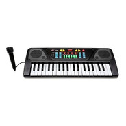 Organo Musical Con 37 Teclas Teclado Lcd Infantil Microfono