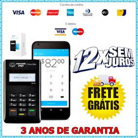 Máquina Cartão Lacrada Mercado Pago - Promoção Só Hoje!!
