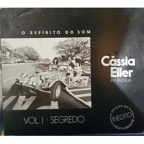 Cd Cassia Eller - O Espirito Do Som