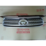 Parrilla Careta Fortuner 2009 2010 2011 Original Completa