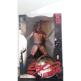 Boneco Leonidas 300 Neca 12