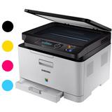 Multifuncional Laser Color Samsung Xpress C480w Wifi Nfc