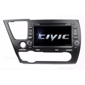 Estereo Dvd Gps Honda Civic 2013-2015 Touch Bluetooth Hd