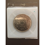Moneda De 5 Pesos Colombianos Año 1971